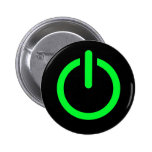 Botón de encendido pin