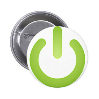 Botón de encendido simple