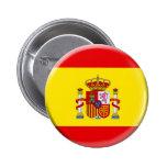 Botón de España Pins