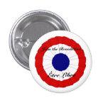 Botón de Être Libre pequeño Pin Redondo De 1 Pulgada