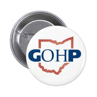 Botón de G-OH-P Pin Redondo De 2 Pulgadas