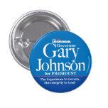 Botón de Gary Johnson