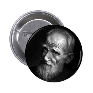 Botón de George Bernard Shaw Pin