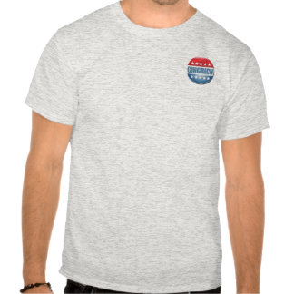 Botón de Gingrich Camiseta