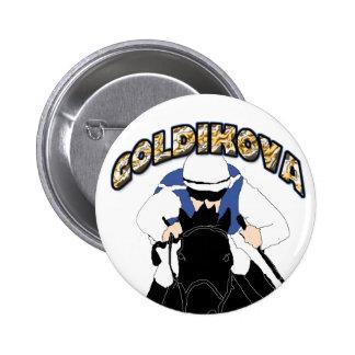 Botón de GOLDIKOVA Pin