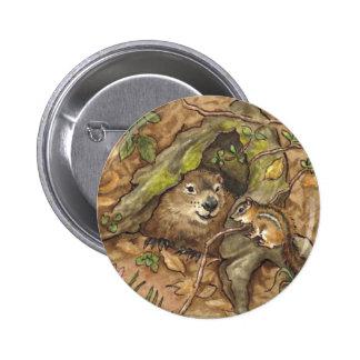 Botón de Groundhog