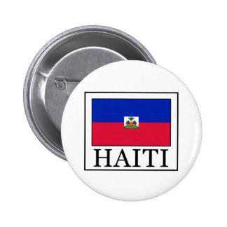 Botón de Haití Pin Redondo De 2 Pulgadas