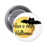 Botón de Halloween Pin
