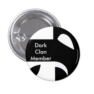 Botón de HBAM - miembro de clan oscuro de K.