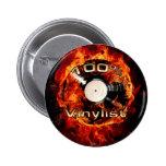 Botón de HHP-vinylist Pins