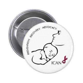 Botón de ICAN Pin