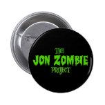 botón de j.zombie pins