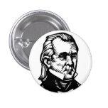 Botón de James K Polk Pins