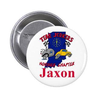 Botón de Jaxon Pin Redondo De 2 Pulgadas