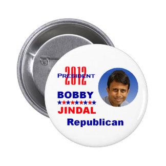 Botón de JINDAL 2012 Pins