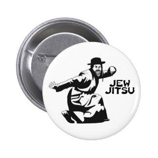 Botón de Jitsu del judío Pins