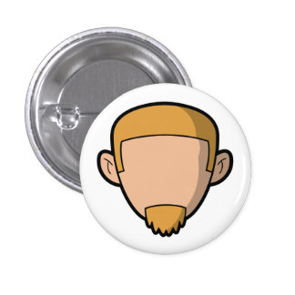 Botón de Jono Pin Redondo De 1 Pulgada
