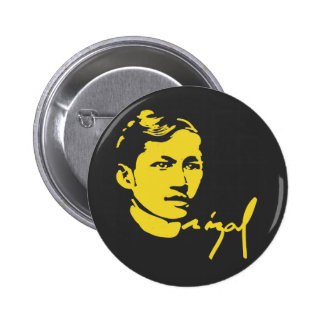 Botón de Jose Rizal Pin