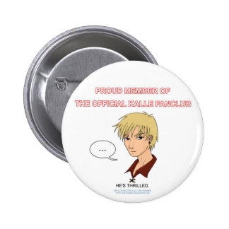 Botón de Kalle Fanclub