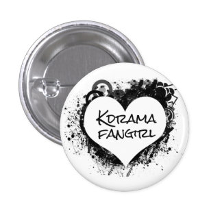 Botón de Kdrama Fangirl Pins