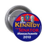 Botón de KENNEDY del proyecto Pin