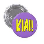 Botón de Kiai de los artes marciales Pin