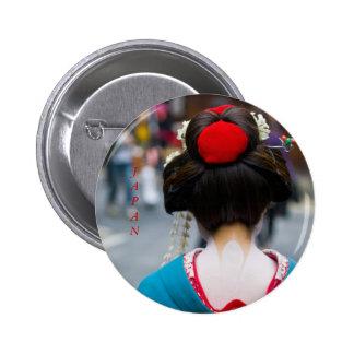 Botón de Kyoto Pins