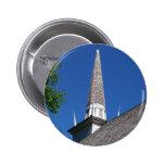 Botón de la aguja de la capilla pins