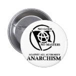 Botón de la anarquía pins