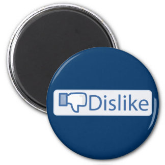 Botón de la aversión imán de frigorifico