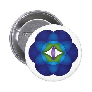 Botón de la banda de siete círculos