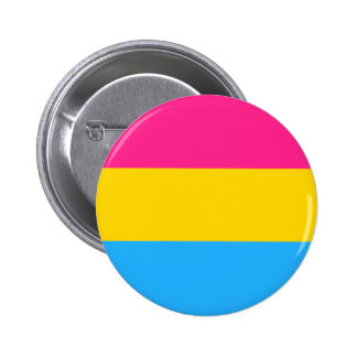 Botón de la bandera de Pansexuality