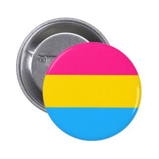 Botón de la bandera de Pansexuality Pin