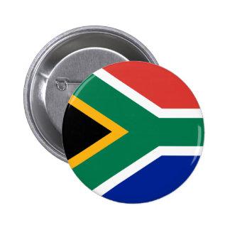 Botón de la bandera de Suráfrica