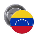 Botón de la bandera de Venezuela