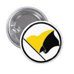 Botón de la bandera del Anarcho-Capitalista Pin