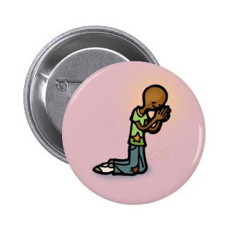 botón de la beatitud pin redondo de 2 pulgadas