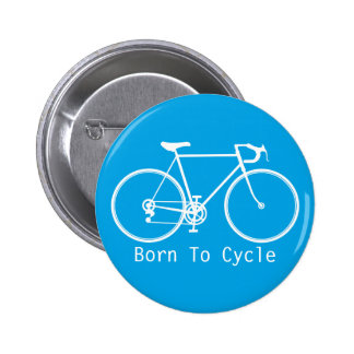 Botón de la bicicleta pins