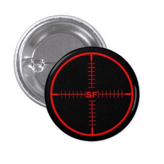 Botón de la blanco de SF Pins