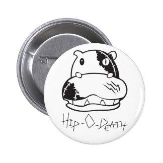 Botón de la Cadera-O-Muerte Pin