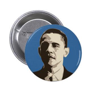 Botón de la campaña de Barack Obama