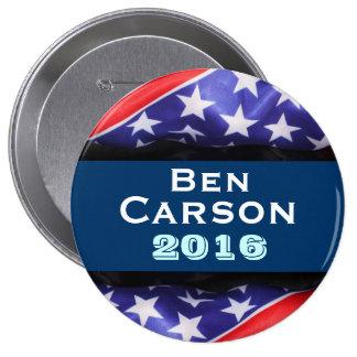 Botón de la campaña de Ben Carson Pin