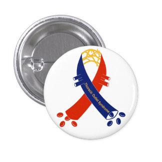 Botón de la cinta de la ayuda de la TOS Pin Redondo De 1 Pulgada