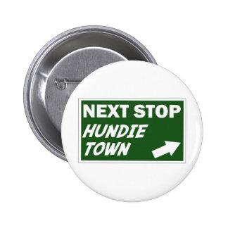 Botón de la ciudad de Hundie Pin