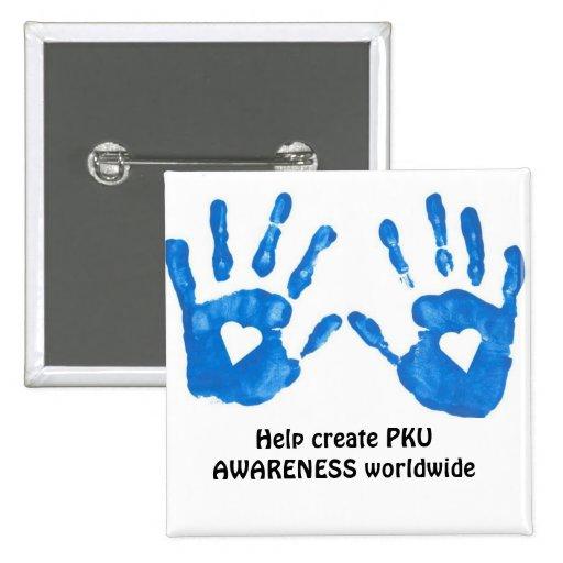 Botón de la conciencia de PKU