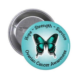 Botón de la conciencia del cáncer ovárico
