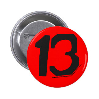 Botón de la copia 13 pins