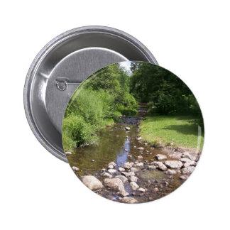 Botón de la corriente pins