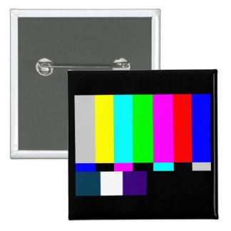 Botón de la cubierta del álbum de los modelos de p pin cuadrado