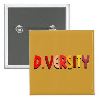 Botón de la diversidad (otoño) pins
